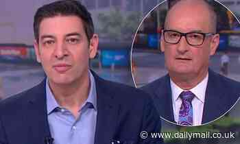Sunrise: Basil Zempilas was convinced Seven wanted him to replace Kochie