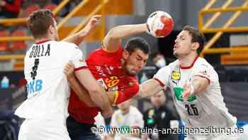 Handball-WM: Deutschland schlägt gegen Spanien spektakulär zurück - in der Schlussphase wird es dramatisch