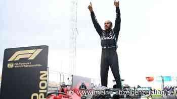 Formel 1: Hamilton raus, Shooting-Star rein? Irrer Mercedes-Poker - Insider verrät Details