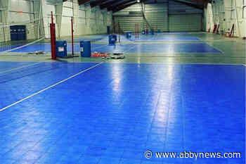 Abbotsford's Tradex transforms into sports facility