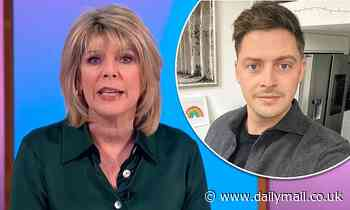 Ruth Langsford reaches out to Dr Alex George after he revealed his struggle with grief