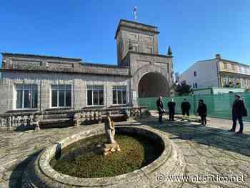 O Rosal recupera el edificio del mercado municipal de abastos - Diario Atlántico