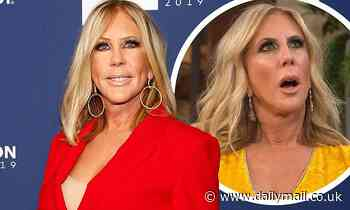 Vicki Gunvalson says being on a reality show caused her 20-year marriage to Donn Gunvalson to end
