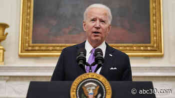 President Biden signs burst of COVID-19 orders: 'Help is on the way'   LIVE