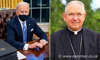 LA archbishop says Biden's pro-choice policies 'advance moral evils'