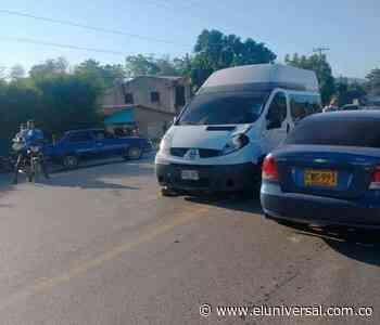En accidente de tránsito muere 'Joche Sierra', en San Juan Nepomuceno - El Universal - Colombia