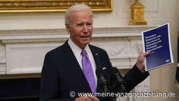 Biden-Knall: Neuer Präsident schmeißt umgehend Trump-Mitarbeiter raus - und wendet sich an US-Amerikaner