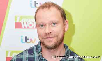 Robert Webb opens up about life-changing news he received on set of Channel 4 sitcom