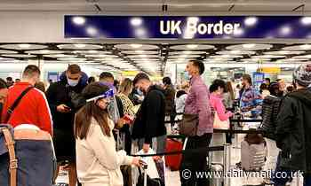 Plan to force travellers to quarantine at hotel airports could get the go-ahead tomorrow