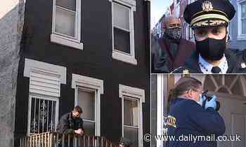 Girl, 9, 'shot dead by her cousin, 5, who found a loaded gun in Philadelphia home'