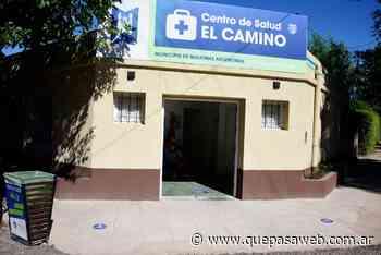 """Remodelaron el centro de salud """"El Camino"""" de Grand Bourg - Que Pasa Web"""