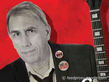 """D.O.A. frontman turned politician Joey """"Shithead"""" Keithley subject of new documentary"""