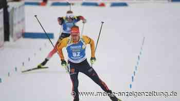 Biathlon heute im Liveticker: Kampf um die WM-Norm und das Podium in Antholz