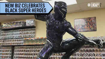 LA's first pro-Black pop culture and collectibles store in Carson