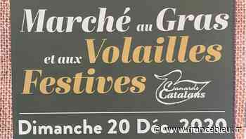 Le marché au gras et volailles festives de Ceret Un beau cadeau - France Bleu