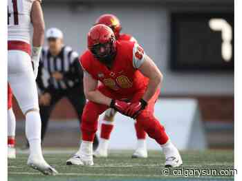 Dinos star Logan Bandy gets choice invite to virtual Shrine Bowl - Calgary Sun