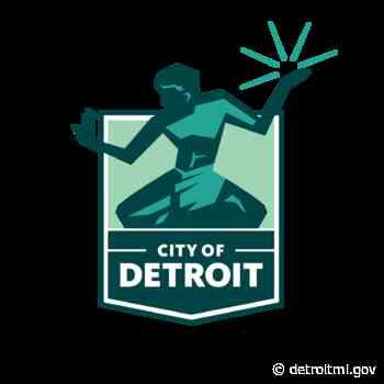 الإخطار العام - نوفمبر 2020 - City of Detroit