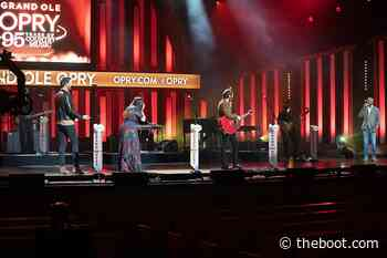 Lady A Invited to Join the Grand Ole Opry