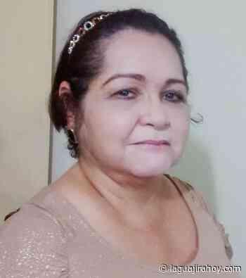 Fallece en Riohacha, líder conservadora Nazlly Judith Lubo Bautista - La Guajira Hoy.com