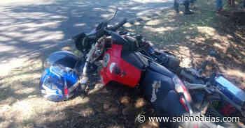 Conductor ebrio atropella a motociclistas en carretera a Suchitoto - Solo Noticias