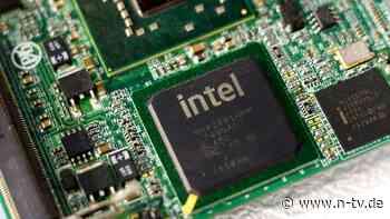 Erwartungen übertroffen: PC-Boom beschert Intel glänzende Zahlen