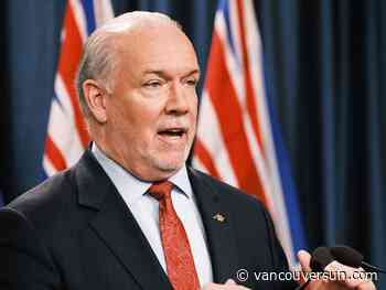COVID-19: Premier Horgan says government can't close B.C. to visitors