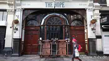 Bar-Sterben in Großbritannien: Corona treibt Tausende Pubs in den Ruin