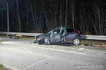 Köln: Suzuki-Fahrer nach Verkehrsunfall lebensgefährlich verletzt - TAG24