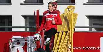 1. FC Köln: Florian Kainz ist nach langer Pause wieder auf dem Platz - EXPRESS