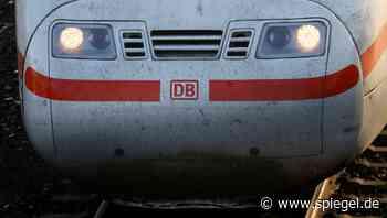Brücke zwischen Köln und Frankfurt: Angeklagter schweigt in Prozess um Sabotage an ICE-Schnellstrecke - DER SPIEGEL