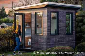Metro Vancouver man creates backyard 'BoxOffice' (PHOTOS) - Vancouver Is Awesome