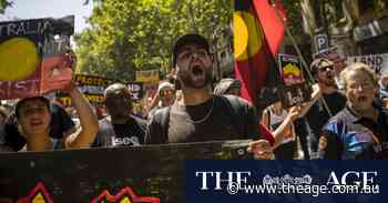 Crowd marshals, masks for all: Invasion Day rally organisers unveil COVID-safe plan - The Age
