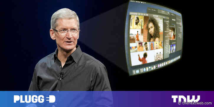 Report: Apple to make a plain old VR headset before its fancy AR glasses