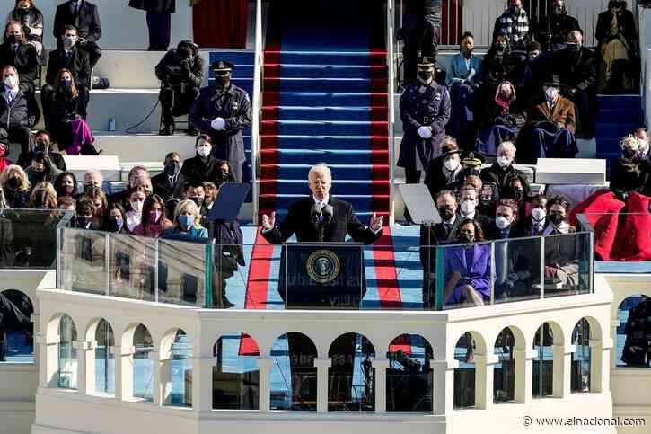 El agudo discurso de Joe Biden