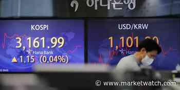 Asian markets retreat as coronavirus concerns grow - MarketWatch