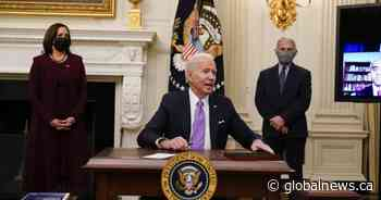 Masks, testing, distancing: Coronavirus measures now the rule in Biden's White House