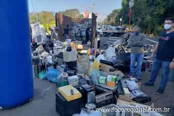 Volta Redonda terá evento para descarte de lixo eletrônico - Foco Regional