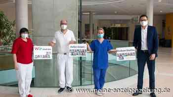 Neue Imagekampagne der Helios-Klinik Dachau