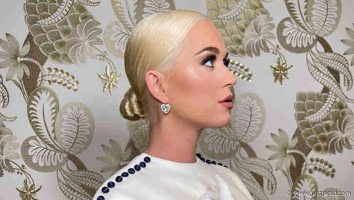 Katy Perry's Hair Stylist Reveals How to Get Her Inauguration Look