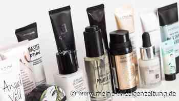 Langanhaltendes Make-up: Primer im Test