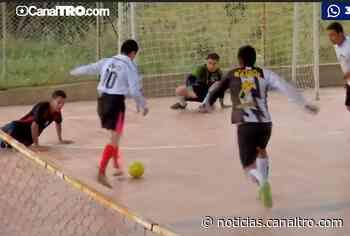 Microfutbol en zona rural de Mutiscua - Canal TRO