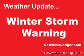 Weather - Snowfall Warning for: Nipigon - Marathon - Superior North - Net Newsledger