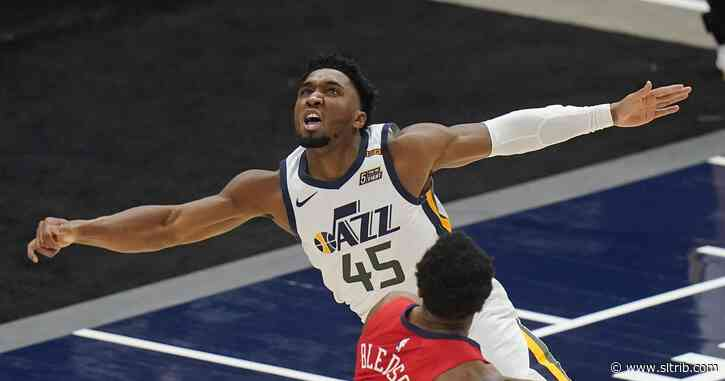 As TNT crew criticizes Donovan Mitchell, Utah Jazz vow, 'They're going to have to watch us anyway'