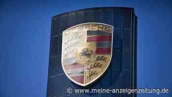 """Porsche vom Praktikanten begeistert im Netz: """"Bitte baut dieses Auto"""""""
