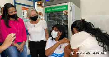 Conheça as escolhidas na vacinação em Pedro Leopoldo e Lagoa Santa - Estado de Minas