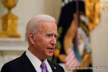 Biden Signs Executive Orders on Coronavirus Pandemic - Voice of America