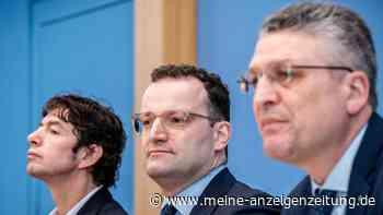Corona in Deutschland: Zahlen machen leise Hoffnung - Spahn, Drosten und Wieler JETZT zur aktuellen Lage