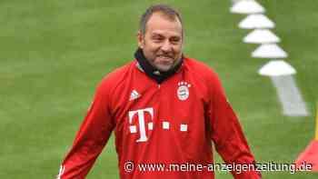 """Hat der FC Bayern seinen Alaba-Nachfolger schon längst verpflichtet? Flick: """"Ich traue ihm das zu"""""""