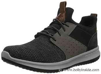 Skechers Men's Classic Fit-Delson-Camden Sneaker deal discount - BollyInside