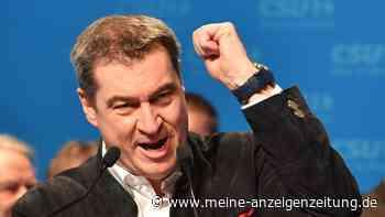 Politischer Aschermittwoch der CSU in diesem Jahr virtuell: Nur zwei Politiker werden vor Ort sein